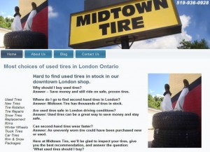 Mid Town Used Tires