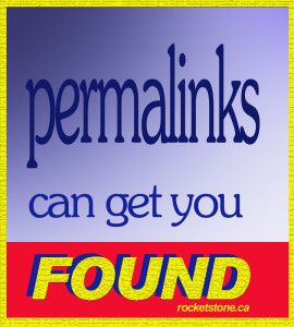 permalinks can get you found